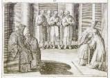 Ambito romano (1595), Riconciliazione dei penitenti 1/4