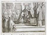 Ambito romano (1595), Degradazione dall'ordine pontificale