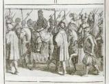 Ambito romano (1595), Accoglienza dell'imperatrice in processione