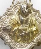 Terzi S. (1545), San Giovanni Evangelista nel verso della croce