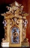 Ambito bergamasco sec. XVII, Tabernacolo
