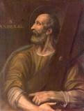 Ambito lombardo sec. XVII, Sant'Andrea apostolo