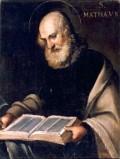 Ambito lombardo sec. XVII, San Matteo Apostolo ed Evangelista