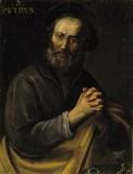 Ambito lombardo sec. XVII, San Pietro apostolo