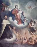 Ambito bergamasco sec. XVIII-XIX, Madonna del Carmine