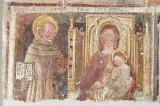 Ambito bergamasco (1457), Madonna con Bambino e San Bernardino