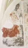Ambito bergamasco sec. XV, Madonna con Gesù Bambino in trono