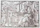 Ambito tedesco seconda metà sec. XVI, San Matteo Evangelista
