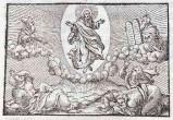 Ambito tedesco seconda metà sec. XVI, Trasfigurazione di Gesù Cristo