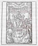Ambito tedesco seconda metà sec. XVI, Pentecoste