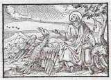 Ambito tedesco seconda metà sec. XVI, San Giovanni Evangelista