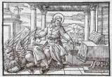 Ambito tedesco seconda metà sec. XVI, San Marco Evangelista