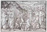 Ambito tedesco seconda metà sec. XVI, Resurrezione di Lazzaro