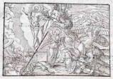 Ambito tedesco seconda metà sec. XVI, Resurrezione di Gesù Cristo