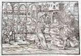 Ambito tedesco seconda metà sec. XVI, Salomè consegna la testa