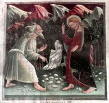 Borlone G. (1470), Cristo tentato da Satana