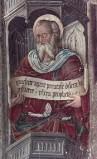 Borlone G. ultimo quarto sec. XV, Isaia profeta