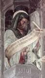 Borlone G. ultimo quarto sec. XV, Amos profeta