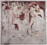 Borlone G. e bottega (1470), Cristo davanti ad Anna