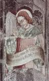 Borlone G. ultimo quarto sec. XV, Daniele profeta