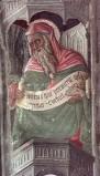 Borlone G. ultimo quarto sec. XV, Ezechiele profeta