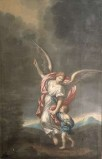 Chizzoletti G. sec. XVII, Angelo custode