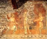 Maestro della vita di Cristo sec. XIII-XIV, Gesù Cristo flagellato