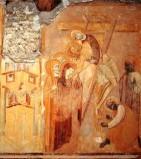 Maestro della vita di Cristo sec. XIII-XIV, Deposizione dalla Croce