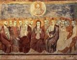 Maestro della vita di Cristo sec. XIII-XIV, Pentecoste