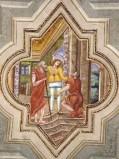 Mazzola E. sec. XX, Elemosina di San Bernardino da Siena