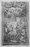 Piccini I. sec. XVIII, Adorazione dei pastori