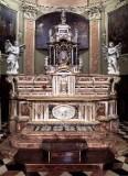 Bottega dei Fantoni (1767), Altare maggiore
