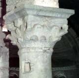 Bottega lombarda sec. XII, Capitello fogliato