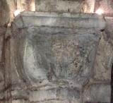 Bottega lombarda sec. XII, Capitello scantonato 1/2