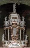 Bottega dei Fantoni sec. XVIII, Tribuna espositoria