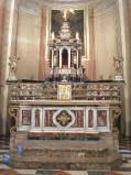 Ambito lombardo sec. XVIII-XIX, Altare maggiore