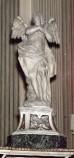 Calegari A. sec. XVIII, Angelo adorante a destra