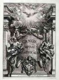 Conca S. (1729), San Pietro e San Paolo e colomba dello Spirito Santo
