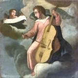 Ambito lombardo sec. XVIII, Angelo musicante
