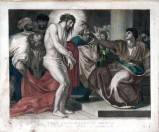 Cecchi G.B.-Sabatelli L.-Pera G. (1800), Via Crucis stazione I