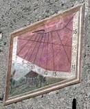 Brighenti G. sec. XIX, Meridiana dipinta 2/3