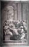 Ferri C.-Bloemaert C. (1714), Ultima cena