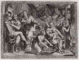Lorrain N. F.-Baron J. (1714), Nascita di San Giovanni Battista