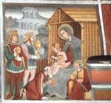 Maffiolo da Cazzano sec. XV, Adorazione dei Magi