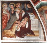 Maffiolo da Cazzano sec. XV, Circoncisione