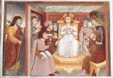 Maffiolo da Cazzano sec. XV, Gesù nel tempio tra i dottori