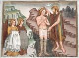 Maffiolo da Cazzano sec. XV, Battesimo di Cristo