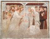 Maffiolo da Cazzano sec. XV, Resurrezione di Lazzaro