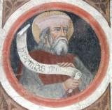 Maffiolo da Cazzano sec. XV, Profeta Geremia