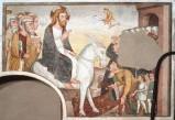 Maffiolo da Cazzano sec. XV, Entrata di Cristo a Gerusalemme